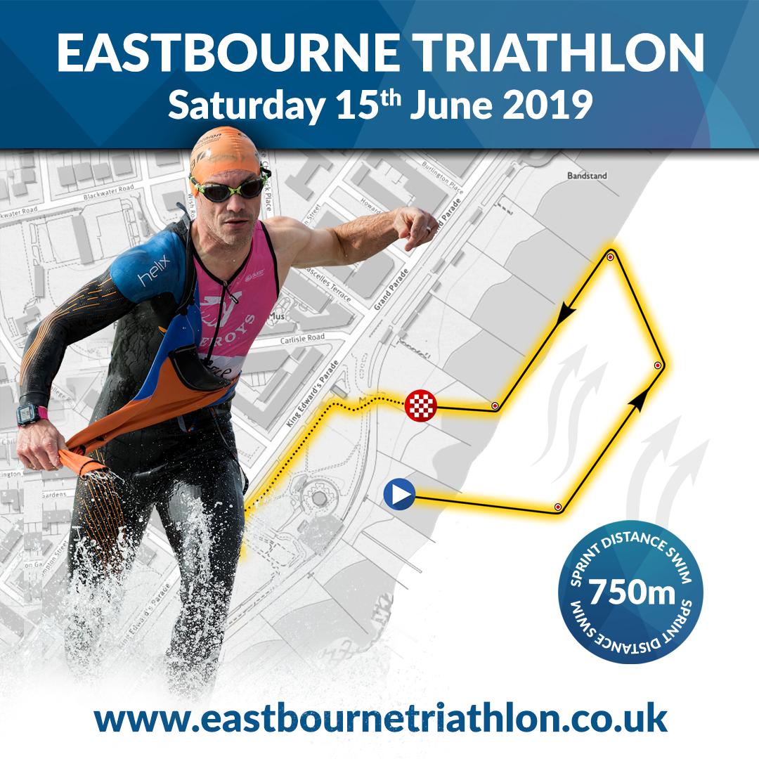 Eastbourne Triathlon 2020